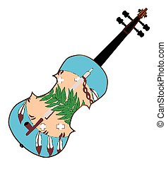 Oklahoma State Fiddle