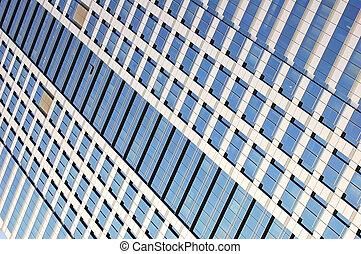 okna, abstrakcyjny