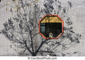 okno, orientalny