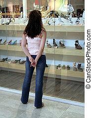 okno shopping