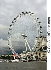 oko londyna