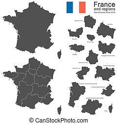 okolice, kraj, since, 2016, francja