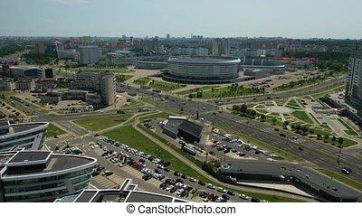 okręg, handlowy, aleja, minsk.belarus, minsk.new, prospekt, ...