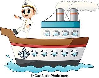 okrętujcie kapitan, rysunek, spoinowanie