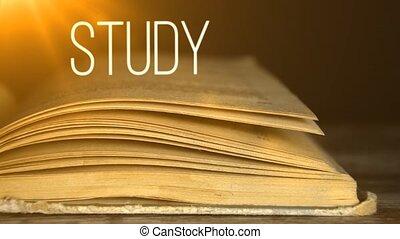 oktatás, alatt, textbooks., elér, experience., 2