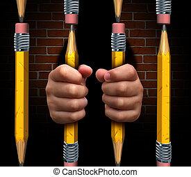 oktatás, belépés