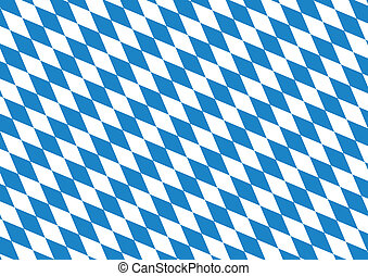 Oktoberfest blue background - Oktoberfest blue checkered...
