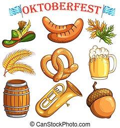 Oktoberfest design object