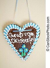 Oktoberfest greetings from Munich