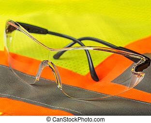 okulary bezpieczeństwa