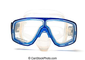 okulary ochronne, snorkeling