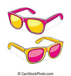 okulary słońca