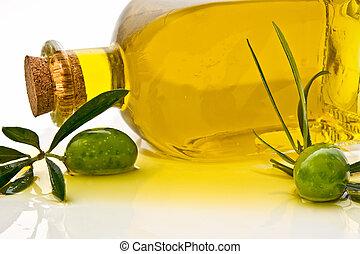 olívaolaj, közelkép