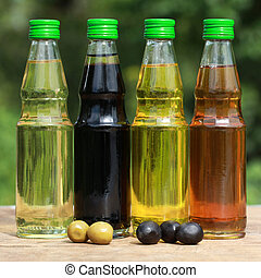 olaj, főzés, gyűjtés