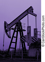 olaj, ipari, pumpa