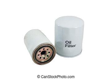 olaj, szivárog