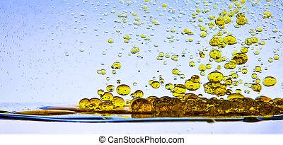 olajbogyó, abstract/, olaj, háttér