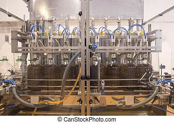 olajbogyó, gyár, termelés, olaj