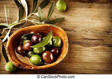 olajbogyó, olívaolaj