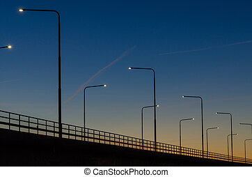 Oland Bridge detail
