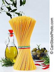 olasz, spagetti