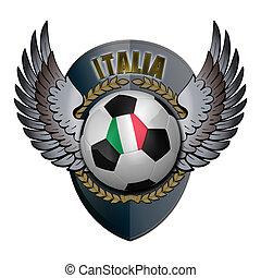olaszország, címer