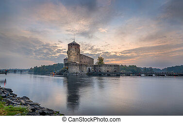 olavinlinna, forteresse