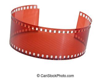 Old 35 mm film
