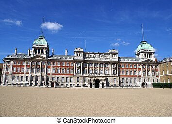 Old Admiralty in London, England