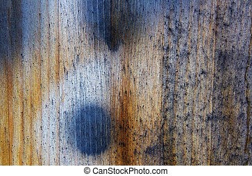 old aged wooden board