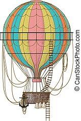 Old Air Balloon