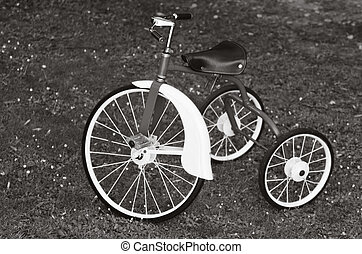 Old baby bike