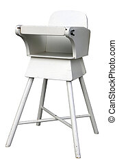 Old Baby\\\'s Highchair