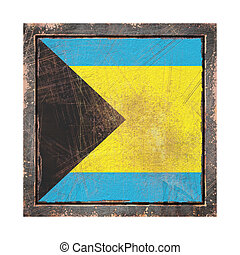 Old Bahamas flag