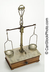 Old balance - Old precision balance