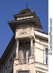 Old balcony 2