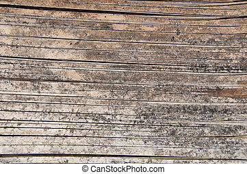 old bamboo background