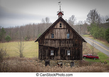 Old Barn turned House