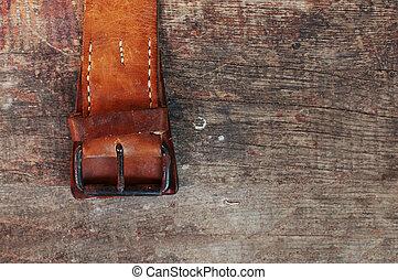 Old belt