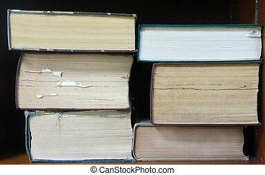 old big books