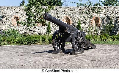 Old big gun
