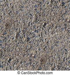 old black asphalt texture. seamless asphalt background with space for text.