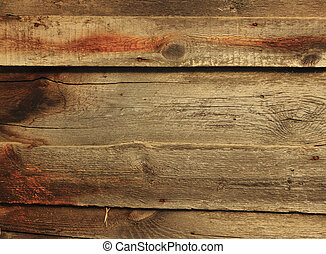 old board as background