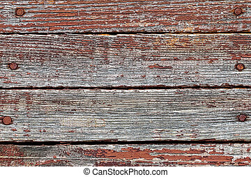 Old boards, a background or texture