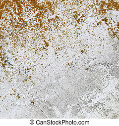 Old boat hull background texture