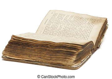 Old book (Bible)