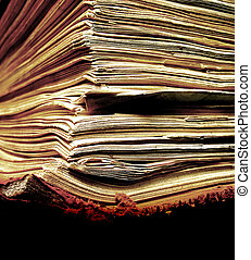 Old Book Paper Texture