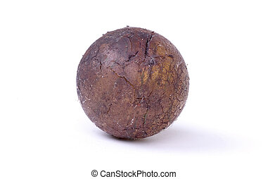 Old bouncing ball