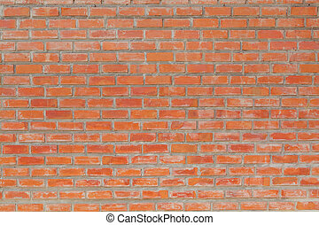 Old Brick Cement Wall Background