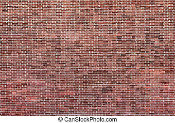 Old brick wall in grunge style as a background